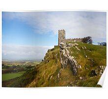 Brentor Church Dartmoor  Poster