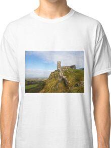 Brentor Church Dartmoor  Classic T-Shirt