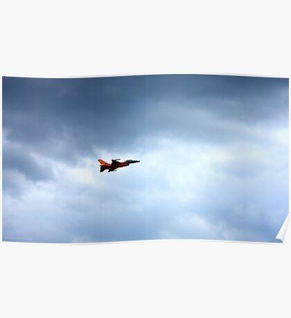 RNAF F-16 Poster
