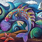 Fancy Fish by Karin Zeller