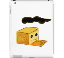 Boxed in Under a Black Cloud iPad Case/Skin