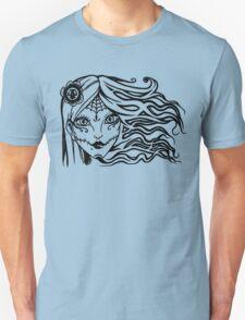 Woman Face T-Shirt