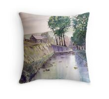 Return from Hag's Dyke Throw Pillow