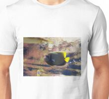 The emperor angelfish - Pomacanthus imperator Unisex T-Shirt