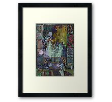 Liberty Reflection Framed Print