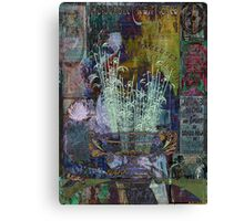 Liberty Reflection Canvas Print