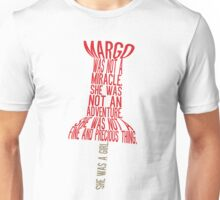 She was a girl Typography (Paper Towns 2 of 7) Unisex T-Shirt