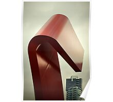 Red Tongue Poster