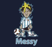 Messy by OscarEA