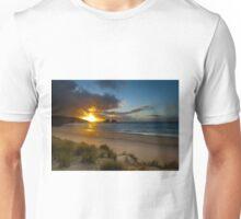 Holywell bay cornwall Unisex T-Shirt