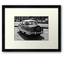 Toys for Adults Framed Print