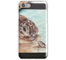 Beauty and the Sea iPhone Case/Skin