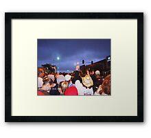 Oklahoma City Memorial Marathon Framed Print