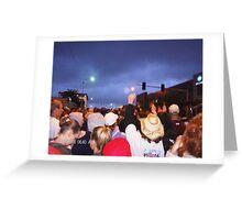 Oklahoma City Memorial Marathon Greeting Card