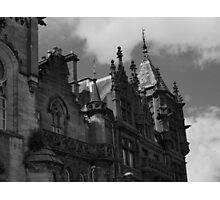 Dundee Architecture Gothic Style Photographic Print