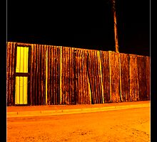 Broken Fencing by Tim Topping