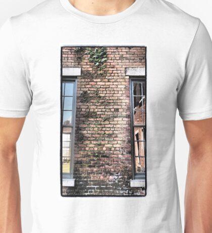 Between the Windows Unisex T-Shirt