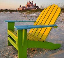 Summer chair by David Lee Thompson