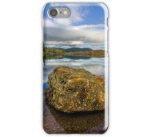 Rock Lake iPhone Case/Skin