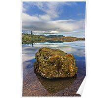 Rock Lake Poster