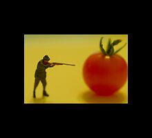 Mini-Creatives: Tomato Series 1 - Hunter by adpixels