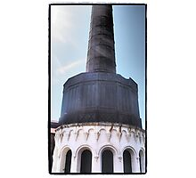 Railway Chimney Photographic Print