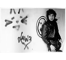Adam Green In Camden, London Poster