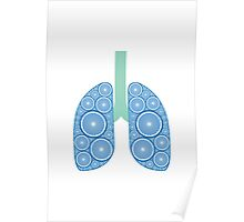 Bikers Lungs Poster