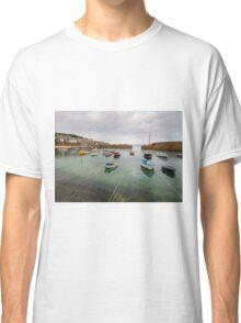 Mousehole Harbour Classic T-Shirt
