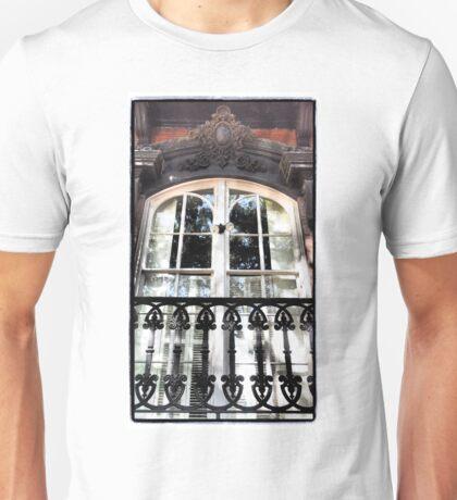Savannah Window Unisex T-Shirt