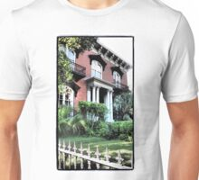 Mercer Pink Unisex T-Shirt