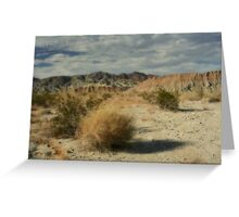 Steadily Greeting Card