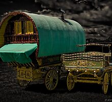 Early Motorhome by Aggpup