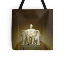 Lincoln Memorial-Washington, DC Tote Bag