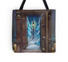 Christmas in Narnia Tote Bag