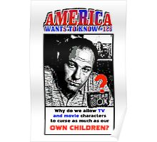 America Wants To Know #126 Poster