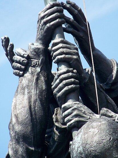 Helping Hands by hcorrigan