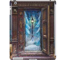 Christmas in Narnia iPad Case/Skin