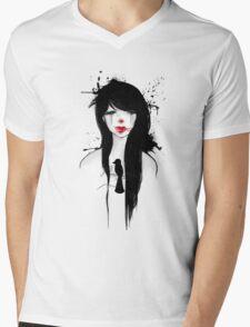 Clown girl II Mens V-Neck T-Shirt