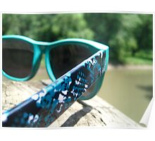 Las Gafas de Sol~ Lake of the Woods Poster
