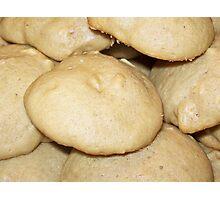 Charlie's Caramel Cashew Cookies Photographic Print