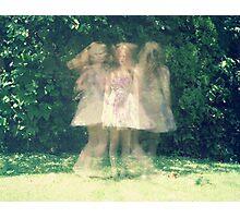 dancing around myself Photographic Print