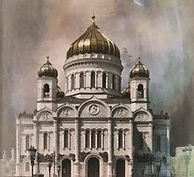 The Cathedral of Christ the Saviour . by andy551