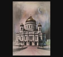 The Cathedral of Christ the Saviour . T-Shirt