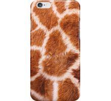 Baby Giraffe Design iPhone Case/Skin