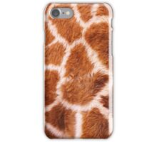 Baby Giraffe Design iPhone Case/Skin