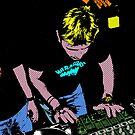 DJ Pop Art by Gary Cummins