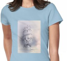 Sea stories 4 ........ Womens Fitted T-Shirt