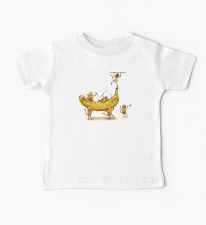Monkeys are nuts Baby Tee