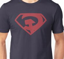 Man of Steel - Red Son Unisex T-Shirt